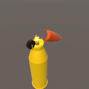 弾薬型ライター