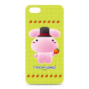 イチゴiPhone5カバー
