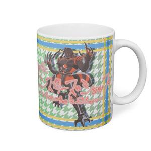 兵隊蟻マグカップ(立ち絵)