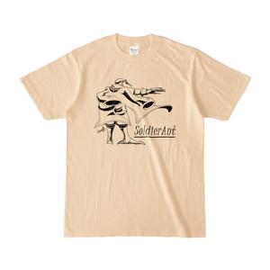 描き下しTシャツ(ナチュラル)