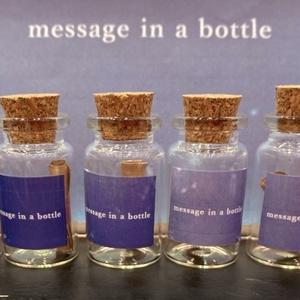 雨鳥ユウイコンピ「message in a bottle」