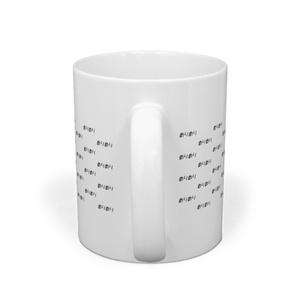 めりめりマグカップ