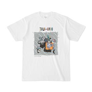 原始のテレビTシャツ