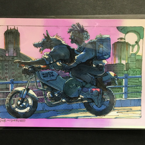 【ポストカード】ジギーとゾーイ
