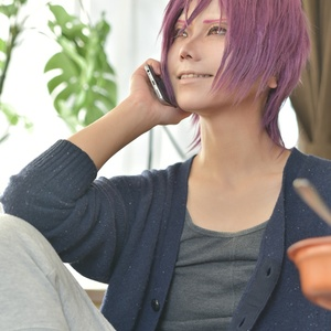 Free!松岡凛写真集『Letter from R』