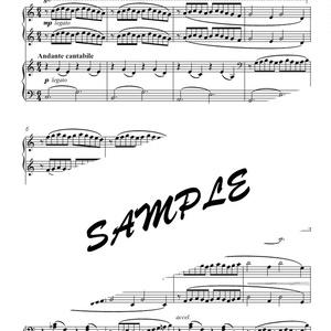 ピアノ連弾「一輪のバラを贈ろう」DL版