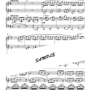 6匹の亀のための組曲より「アインシュタイン、どこに行く?」【ピアノ連弾版】