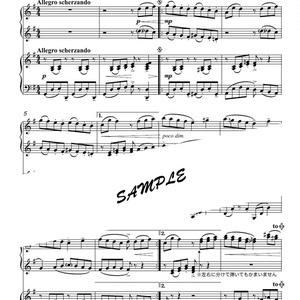 6匹の亀のための組曲より「日曜日の亀之助はダンスの気分」【ピアノ連弾版】