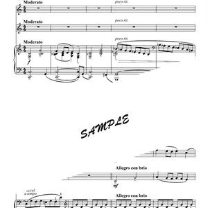 ピアノアンサンブル「空とぶおんぷ」DL版