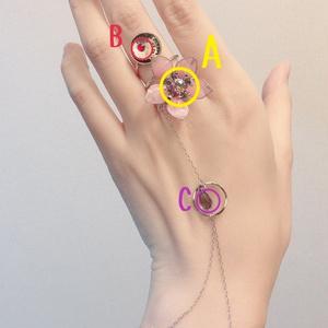四季彩歌様専用【完全受注】審神者の指輪