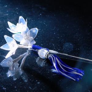 【らぶフェス雪祭】雪桜かんざし
