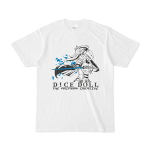 【創作】ダイスドールTシャツ