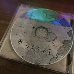 リオノートⅠ Disc2-DL版