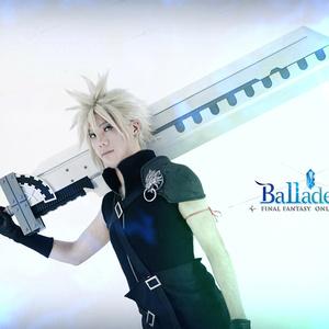 代理【FINAL FANTASY ONLY:Ballade】COSアンソロジー