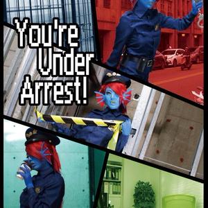 アンダイン コスプレ写真集 「You're Under Arrest!」