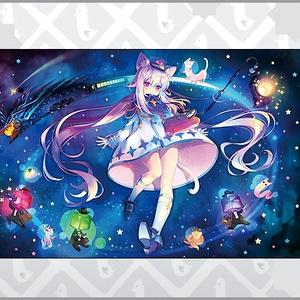 【送料込】異界/境界/鉄道旅行 ゲームマット
