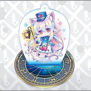"""【送料込】""""異界/境界/鉄道旅行"""" アクリルフィギュア"""