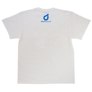 「雨の日グラフィックス」ロゴTシャツ
