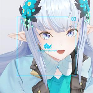 【VRC / VRM 対応3Dモデル】Notia ver3.00