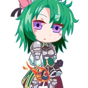 【花騎士】ラミネートグッズ