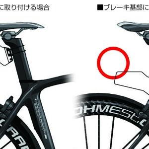 【訳あり】アクリルゼッケンプレート 透明/2mm厚