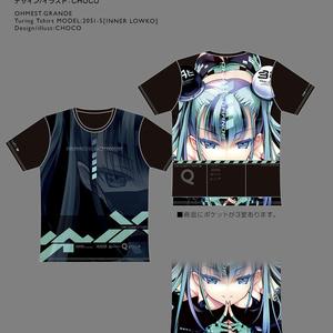 【再販/受注生産】ツーリングTシャツ2051年夏モデル「インナーロー子」