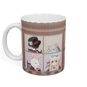 不思議のカフェのアンジュちゃん*マグカップ