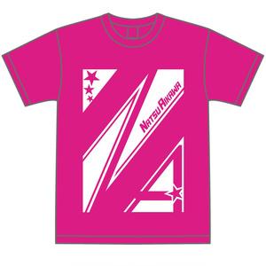 相川なつTシャツ ピンク