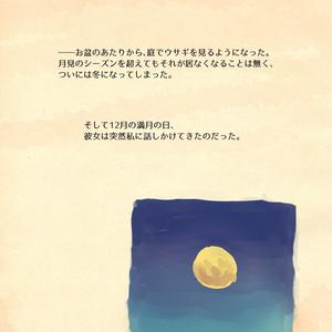 月に帰りたい兎 ~ 或る日記の断章-月の章-
