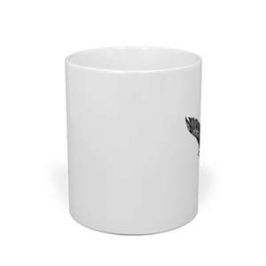 ミサゴのマグカップ