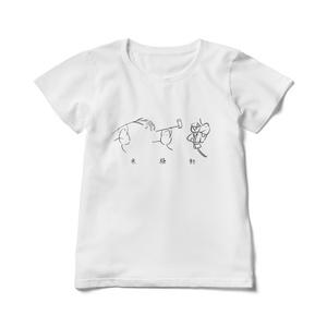 レディースな米騒動Tシャツ