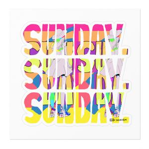 SUNDAY.
