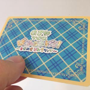 GJ部TCG『ぱわふるユートピア! 〜ときめきコレクション〜』 Jデッキ