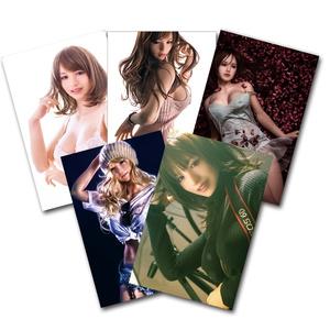 リアルラブドールポストカード5枚セット「アンジェ」