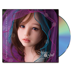 C94「かれん&キューティーカレン」 リアルラブドール写真集「Mystic girl」~キセキノコ~ デジタル写真集