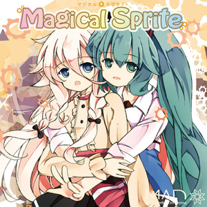 【IA/初音ミク】Magical Sprite【5th / NEW CD】