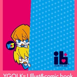 K♥J Illust&comic book【ib+】