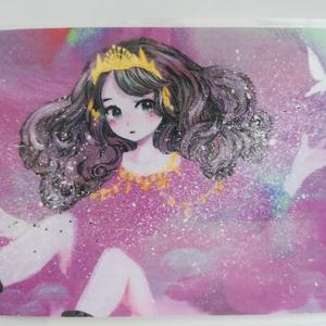 Magic dust キラキララミネートカード