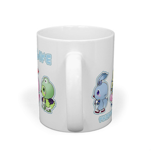 【PSO2】とことこラッピーマグカップ