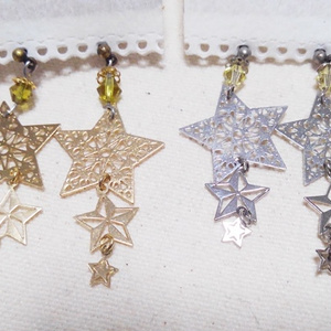 ONLY YOUR STARS!イメージピアス