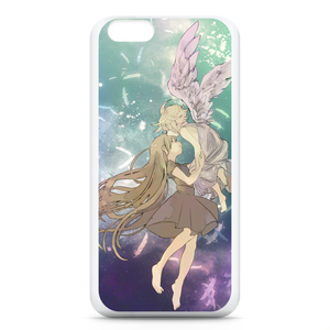 iPhoneケース天使と少女