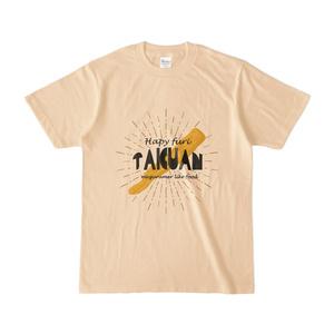 TAKUAN Tシャツ