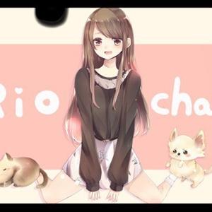Rioちゃんクリアファイル