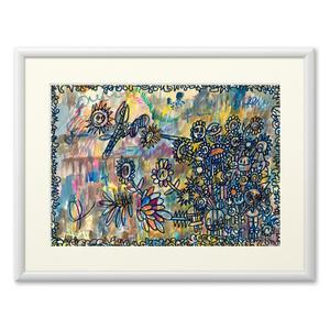 ユウジヒガ作品46『複製画』