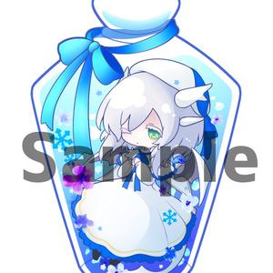 【オリジナル】小瓶アクキー