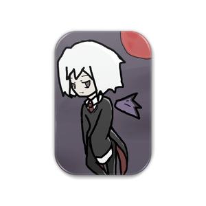 【缶バッジ】オリジナル-ハロウィーン風