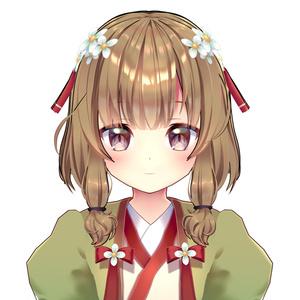 【VRoidVRMモデル】春奈