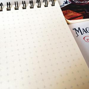 A7リングメモ帳 Magical Tools