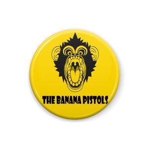 ザ・バナナピストルズ公式缶バッジ
