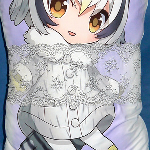 抱き枕用レースリング(幅広サイズ特製 ブラック&ホワイトA)